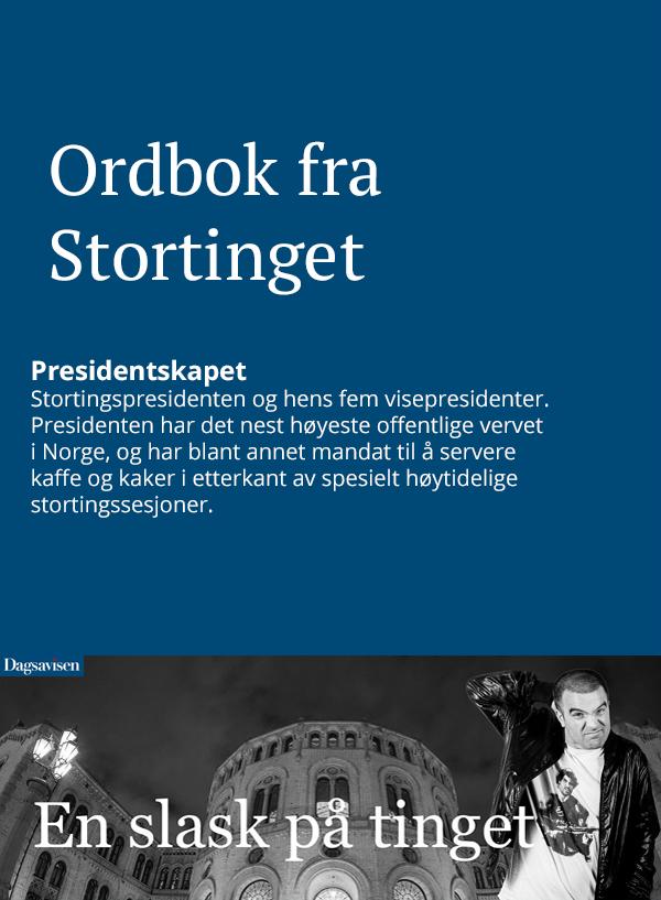 ordbok-presidentskapet