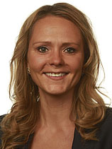 UTBRYTERKONGE: Linda C. Hofstad Helleland, Høyre.  Foto: Stortinget